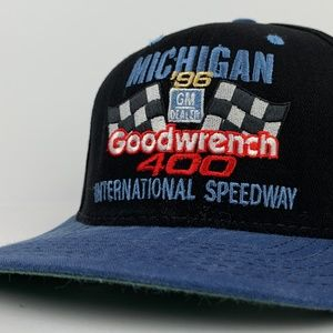 Vintage 1996 Winston Cup NASCAR Goodwrench 400 Cap